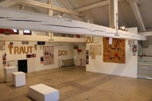 Résidence artistique à Sigmaringen.